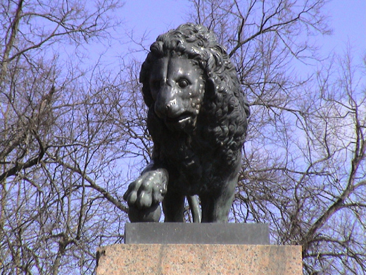 Памятник К.И. Бистрому (Кингисепп)